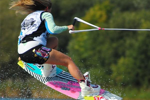 montar botas de wakeboard