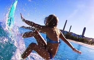 como-girar-olas-surf