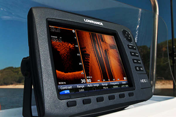 interpretar structure scan de lowrance