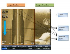 structure scan de lowrance