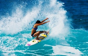 surf tail girl