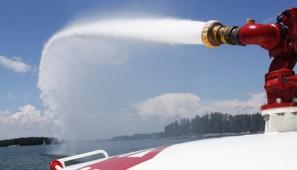 bombas de achique barco